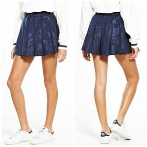 Adidas Originals Trefoil Seoul Camo Skirt Ink XS
